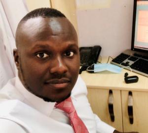 Dr John Paul Okim - UDA ICT Coordinator