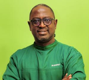 Dr. Geoffrey Bataringaya - UDA President