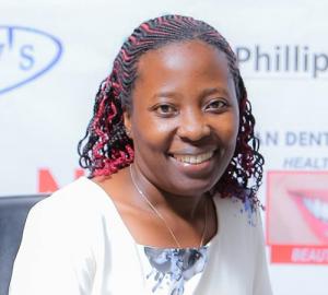 Dr. Mary Juliet Nannozi Businge - UDA Treasurer