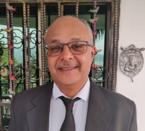 Dr. Biren Yajnik - UDA Vice President